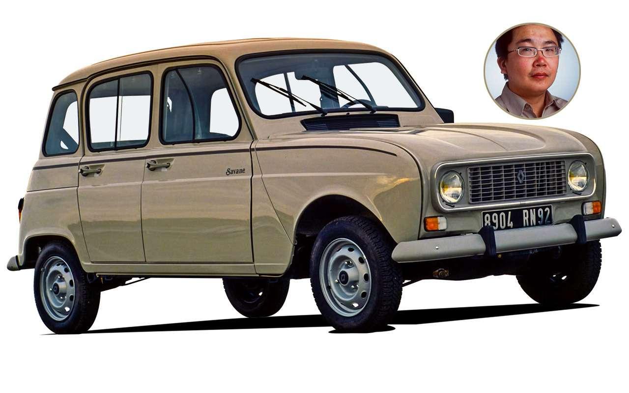 Renault Duster: пять лет продаж идесять удивительных фактов— фото 806202