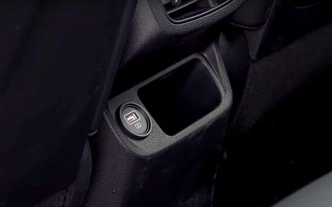 KiaSeltos: детальный обзор нового кроссовера— фото 1091749