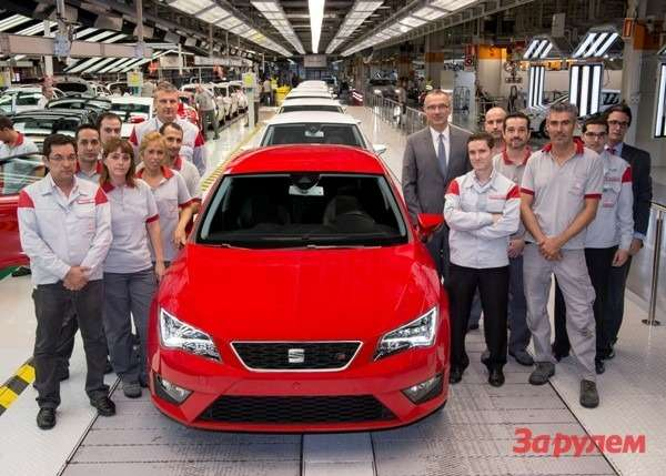 SEAT Leon_Investments