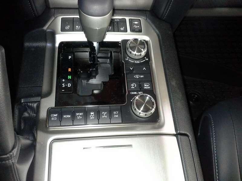 Toyota Land Gruiser 200 Executive