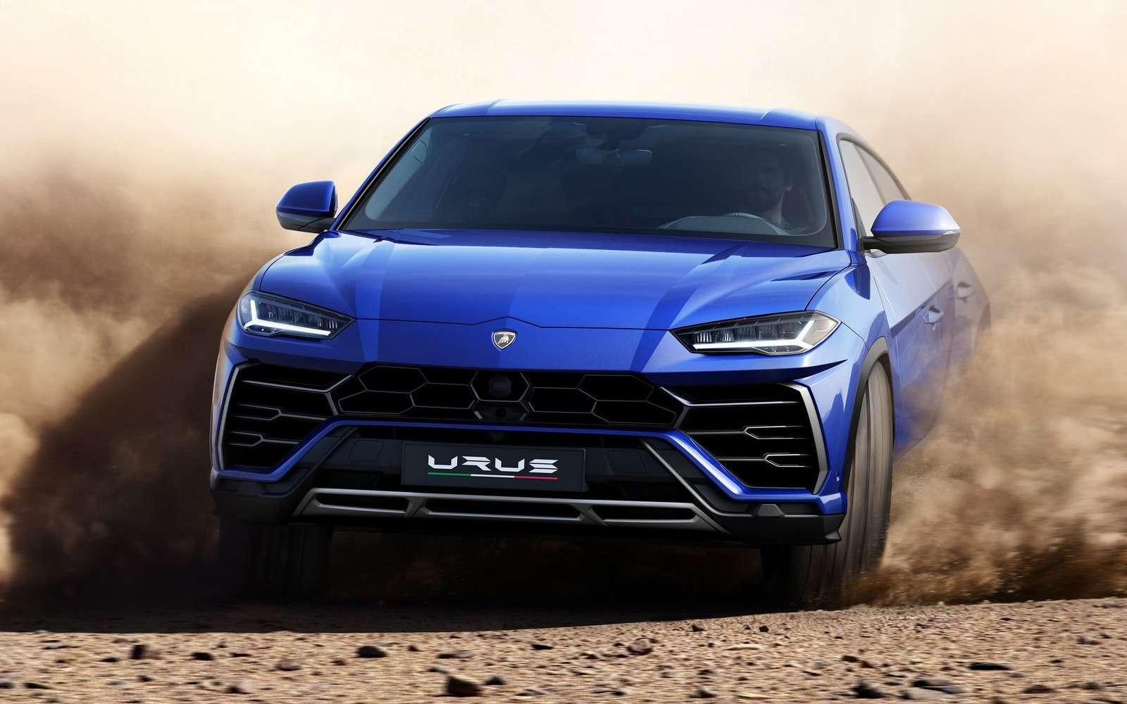 Lamborghini Urus: самый крутой кроссовер вмире— фото 823181
