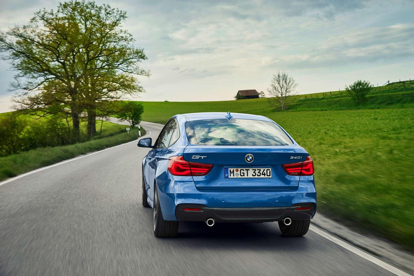 Обновленный BMW 3-й серии GT: урок эффективного менеджмента— фото 593863