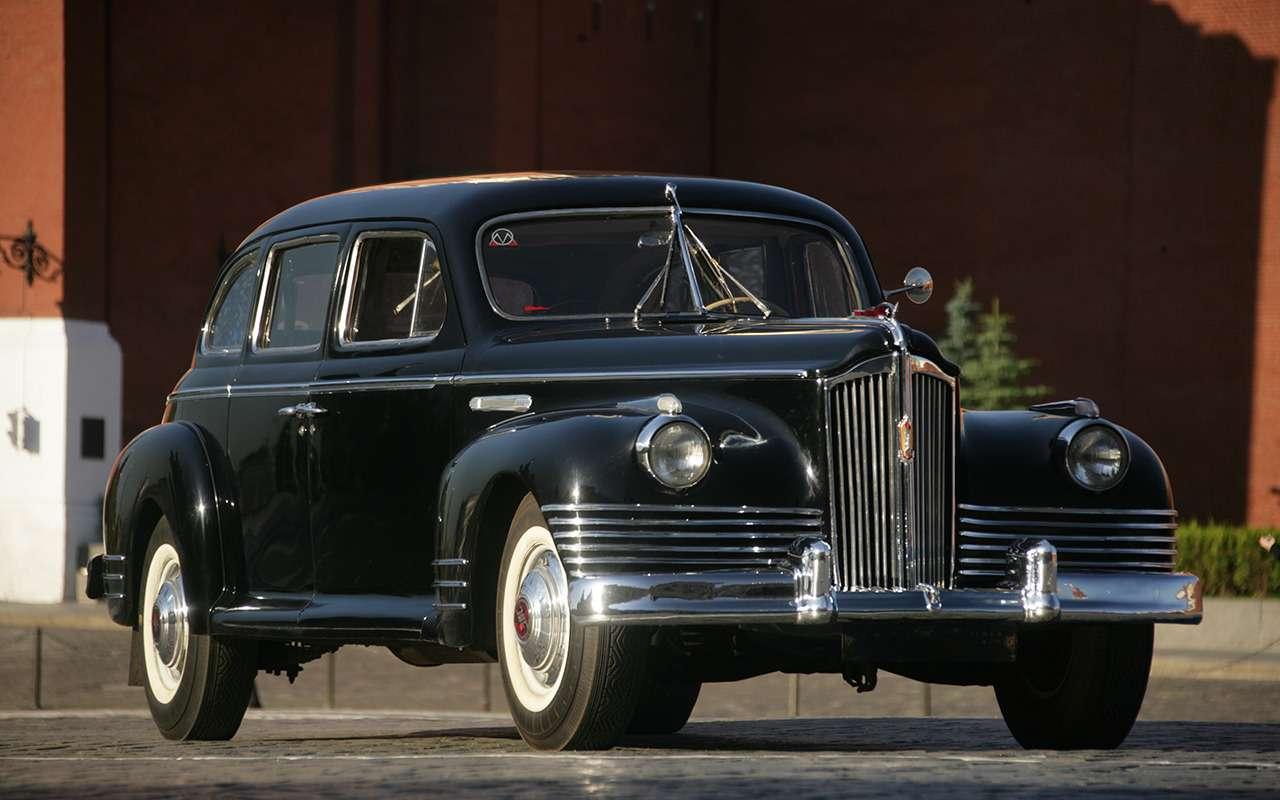 100 миллионов! Топ-10 самых дорогих советских автомобилей - фото 1160221