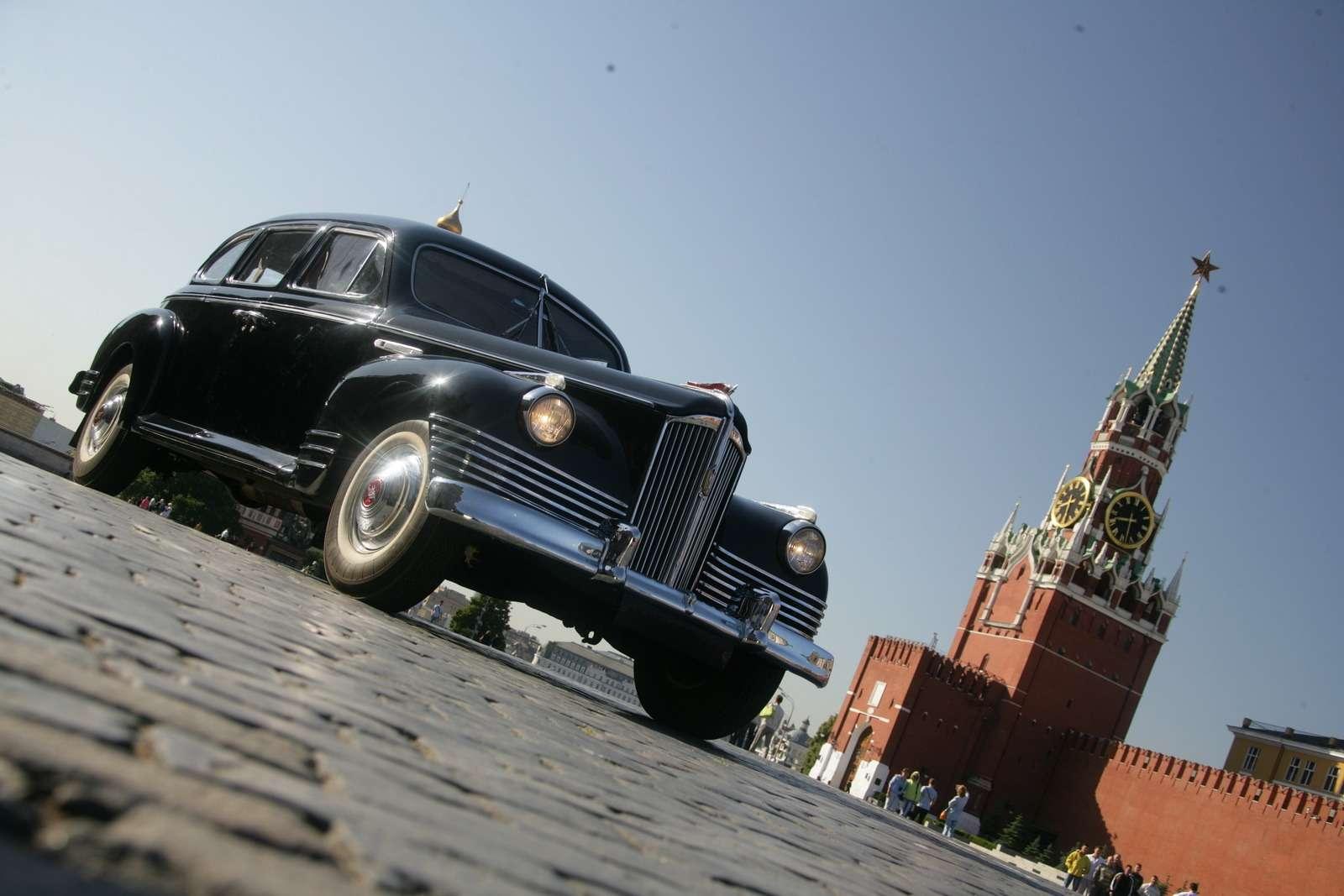 ЗИС-110: Герой Советского Союза— фото 681788