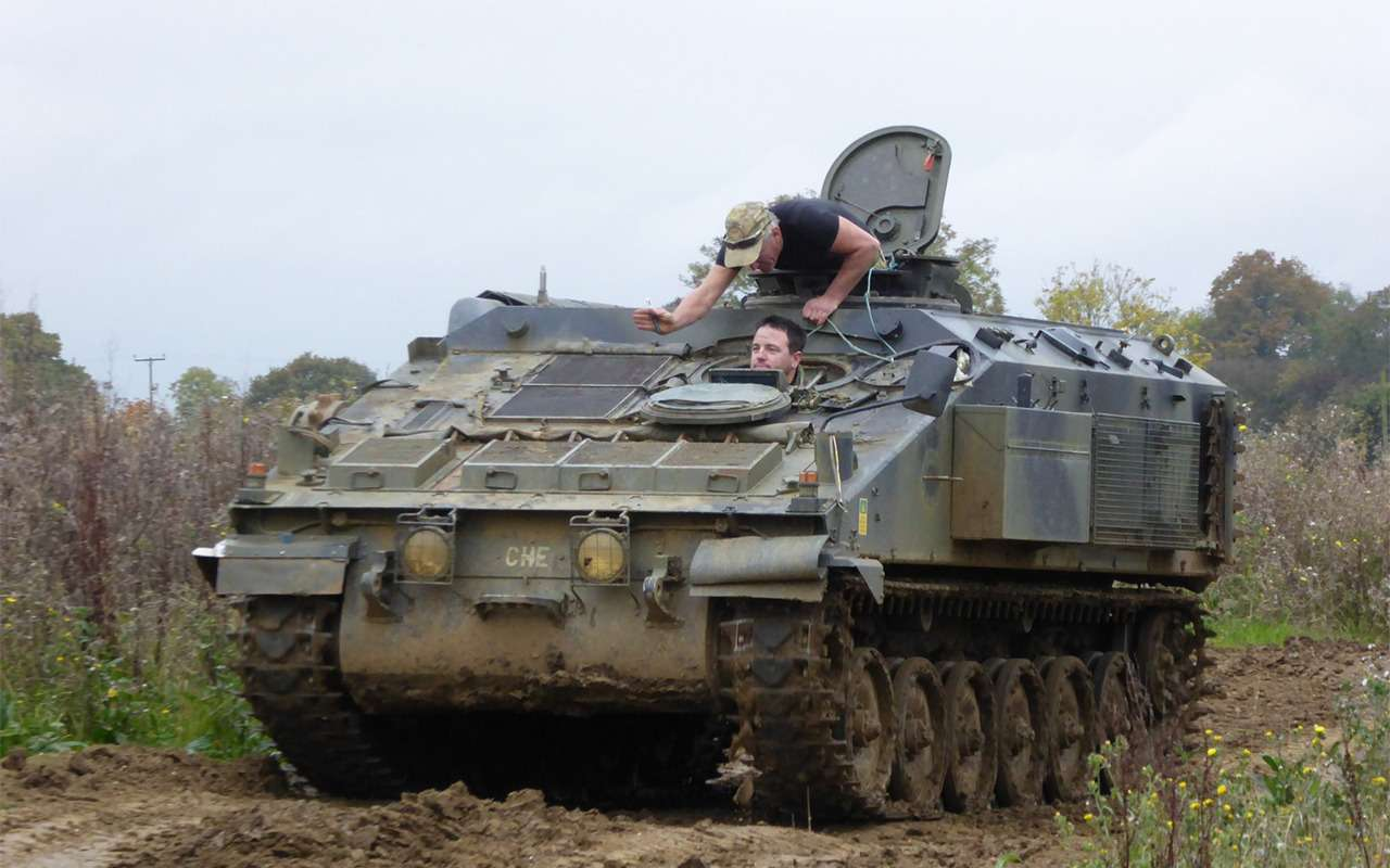 Битва десантуры: наша Ракушка против Штормера— фото 841051