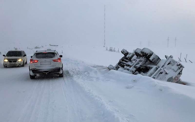 Обновленный Nissan X‑Trail: гид по Кольскому полуострову