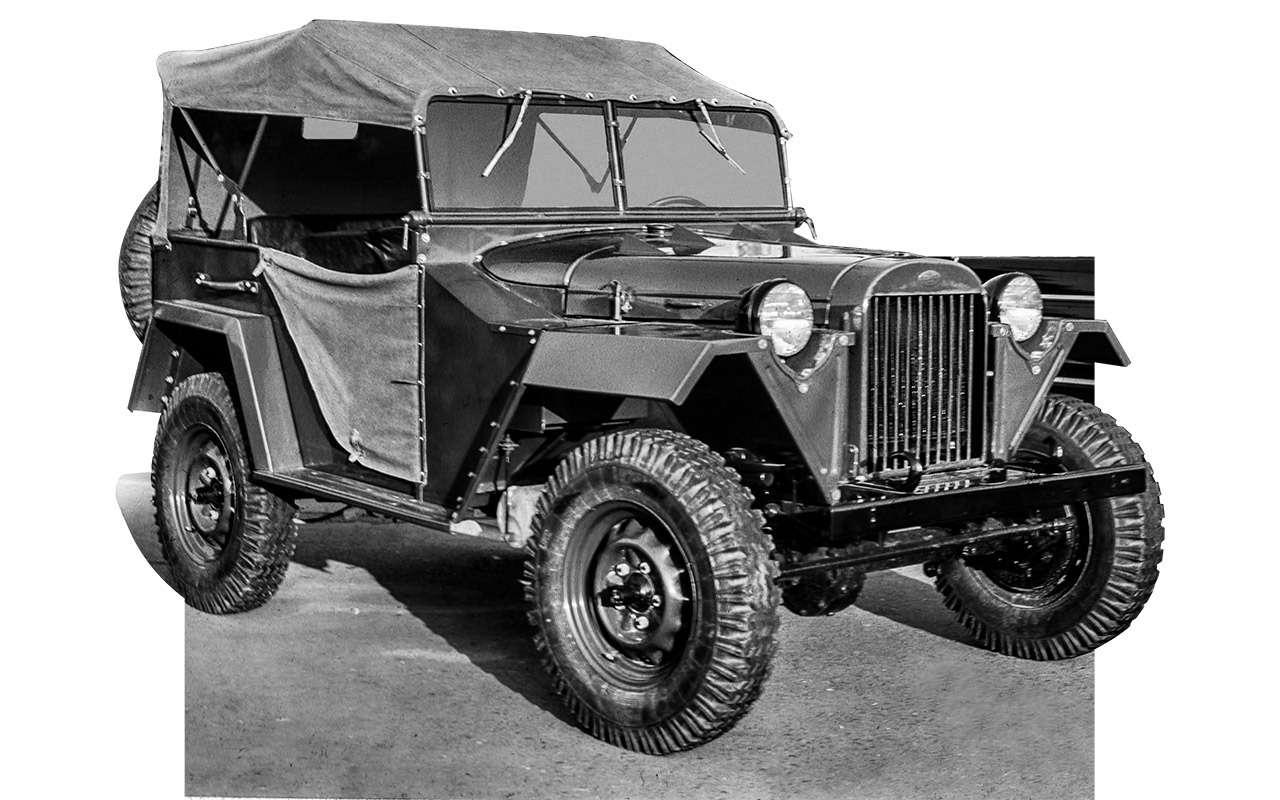 Самый популярный автомобиль войны: все факты оWillys MB— фото 972668