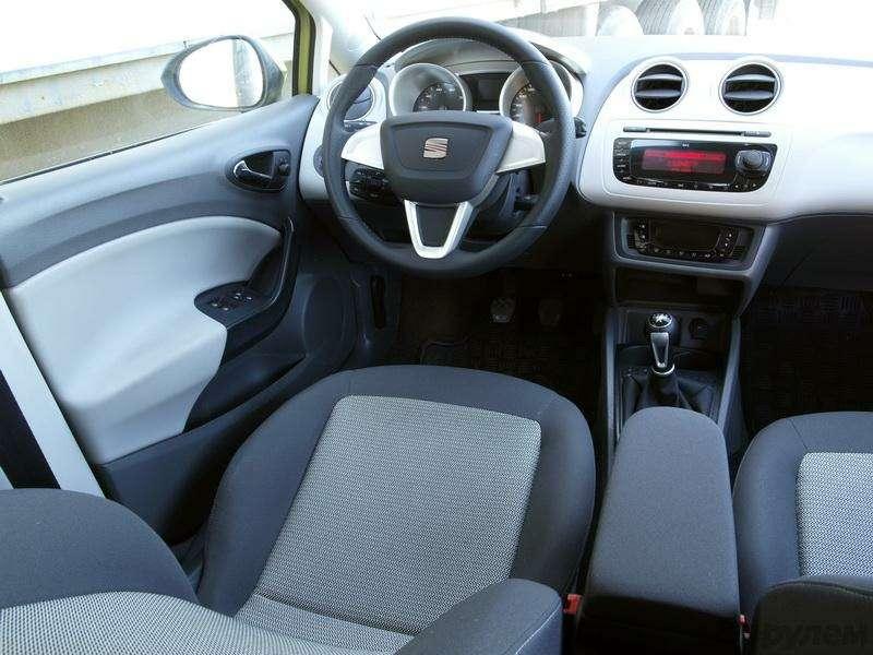 SEAT New Ibiza: SEAT не Volkswagen?— фото 6674