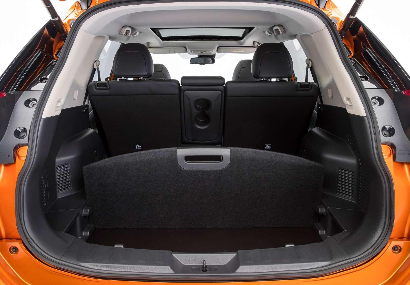 Обновленный Nissan X-Trail будут собирать вРоссии (однажды)— фото 760053