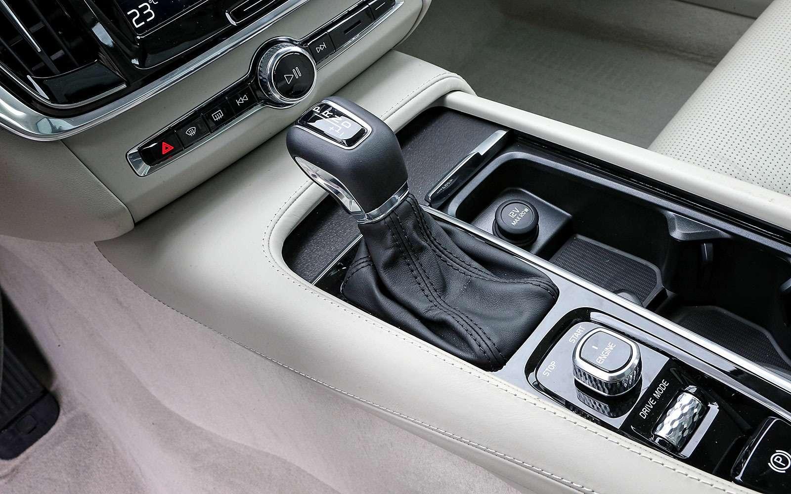 Тест-драйв Volvo V90 Cross Country— хорошо, нодорого— фото 764620