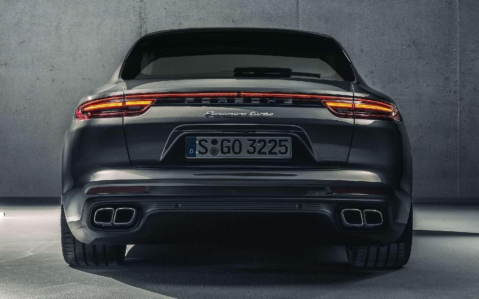 Porsche Panamera Sport Turismo: наконец-то «сарай»!— фото 714935