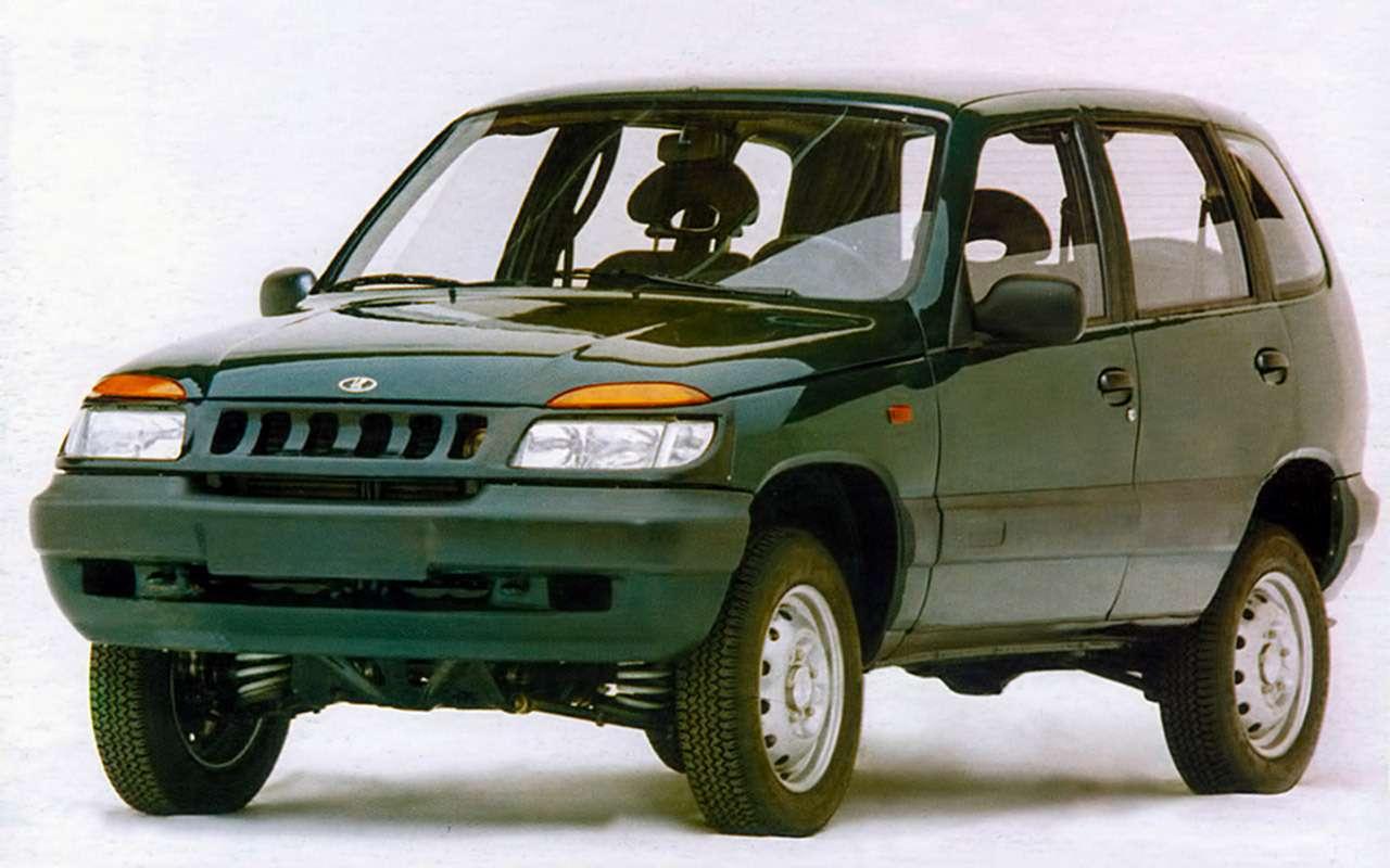 Новый Subaru Forester против конкурентов: большой тест кроссоверов— фото 935698