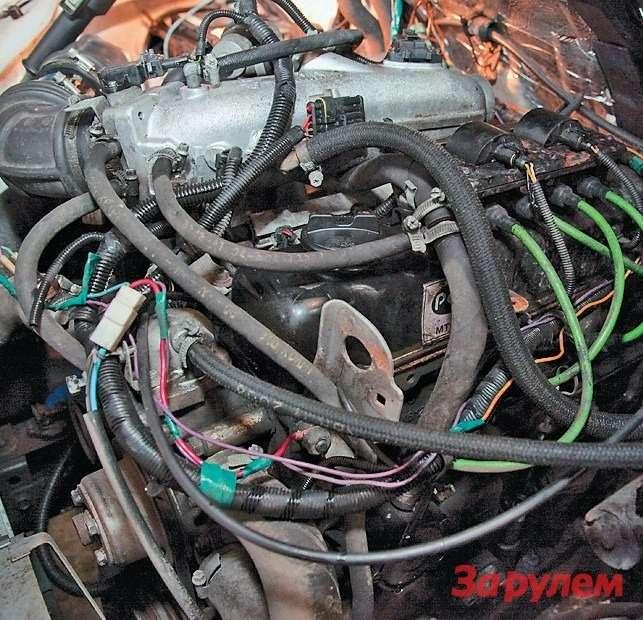 Электропроводка, проложенная перевозчиком, отличается от заводской