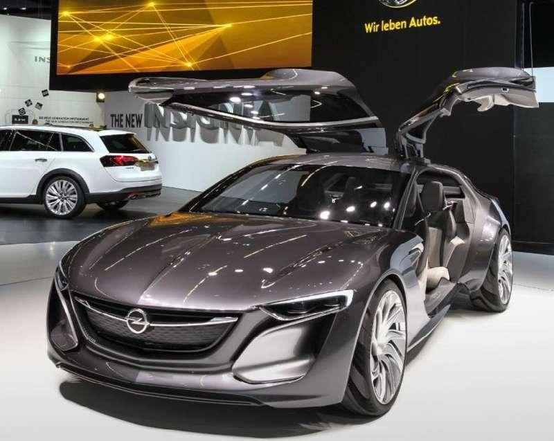 no copyright Opel Monza Concept