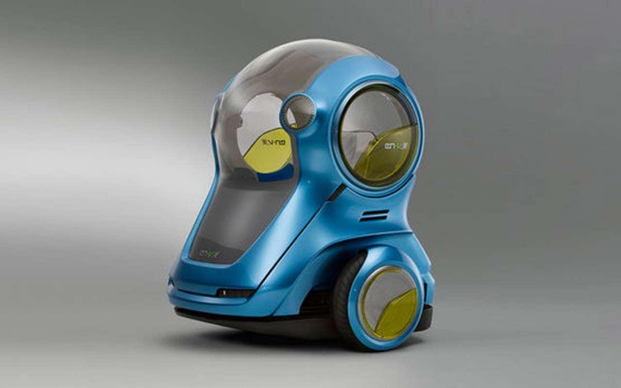 Pivo, Mini XXL, Maybach-рикша иеще 7удивительных концепткаров— фото 1120541