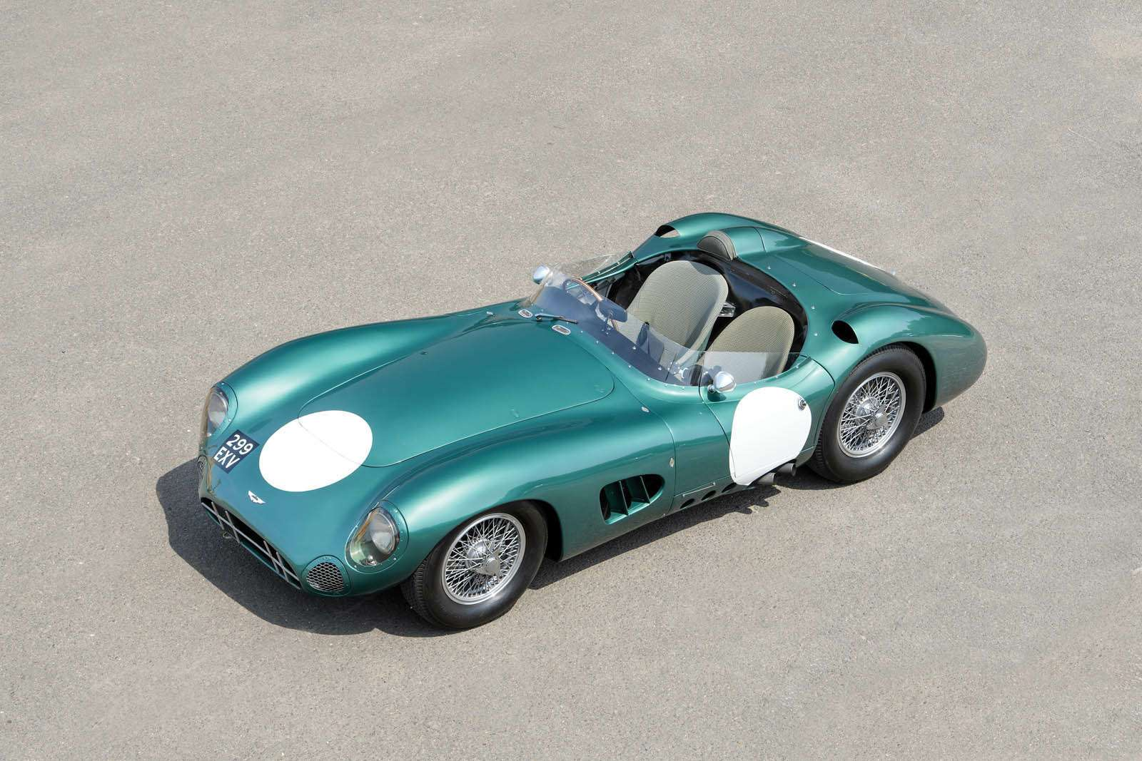Нааукцион выставлен уникальный Aston Martin DBR1. Цена— больше 20млн долларов— фото 768246