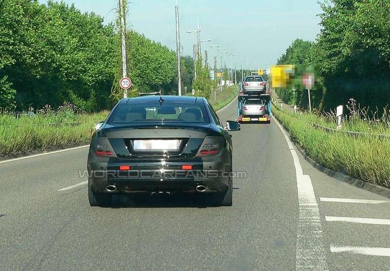 купе Mercedes-Benz C-Class