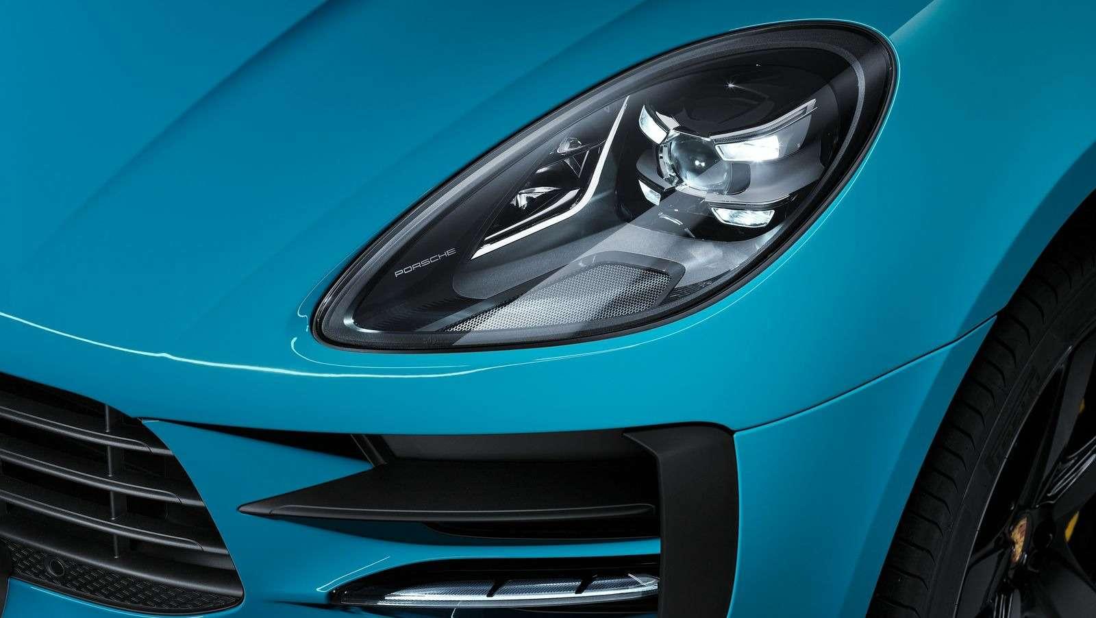 Обновленный Porsche Macan: широкий экран имотор отПанамеры— фото 890174