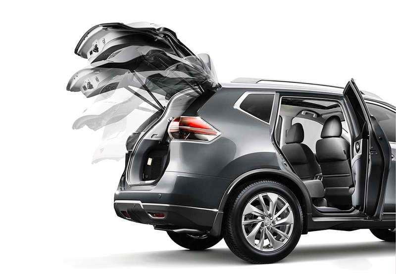 Microsoft PowerPoint— Новый Nissan X-Trail_презент