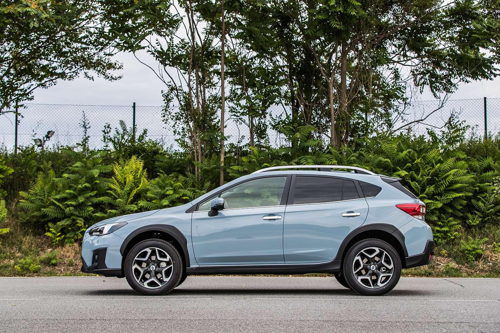 Subaru рассказала оновом XVдляРоссии— фото 794759