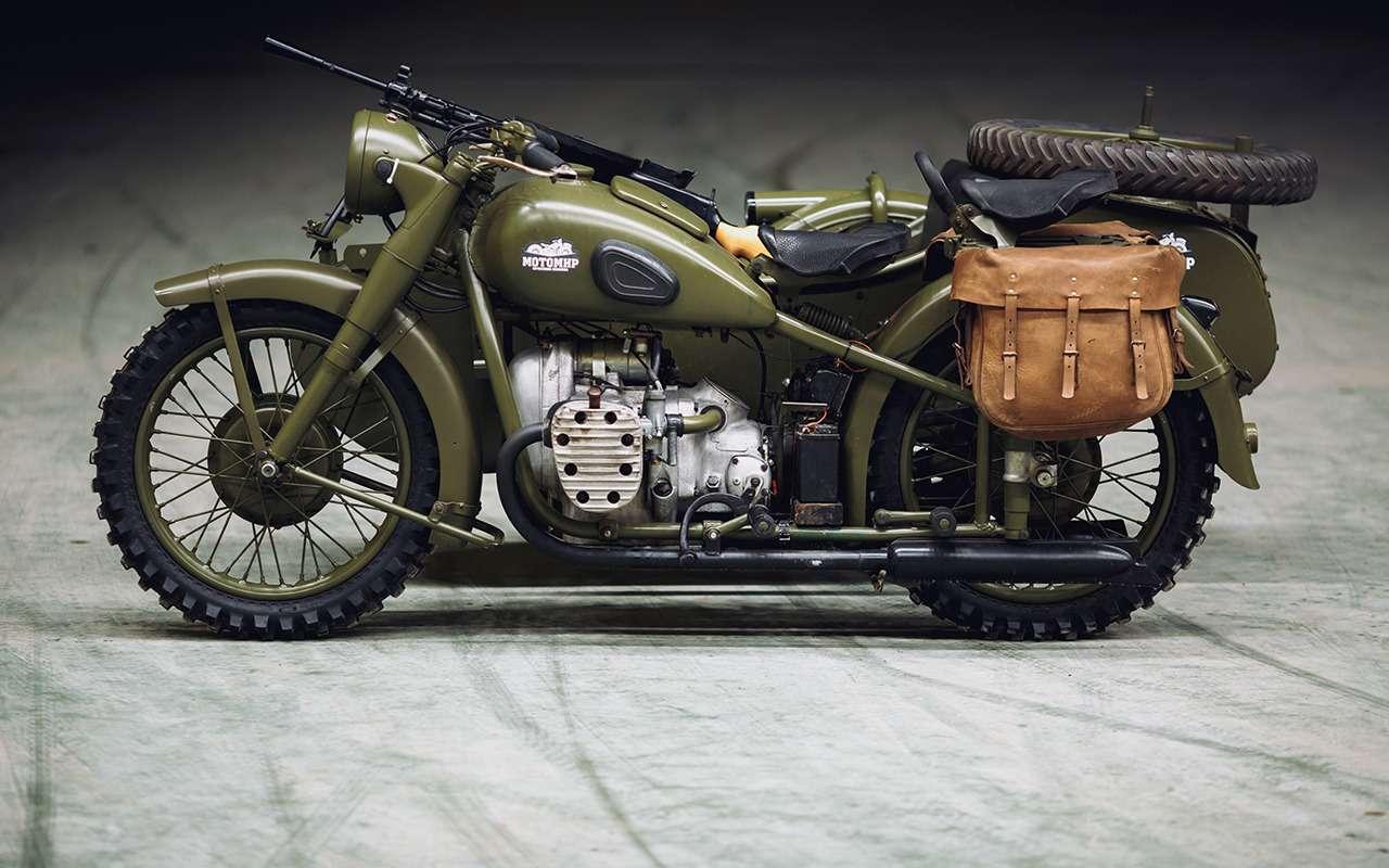 Лучший советский мотоцикл— неужели копия BMW?— фото 904555