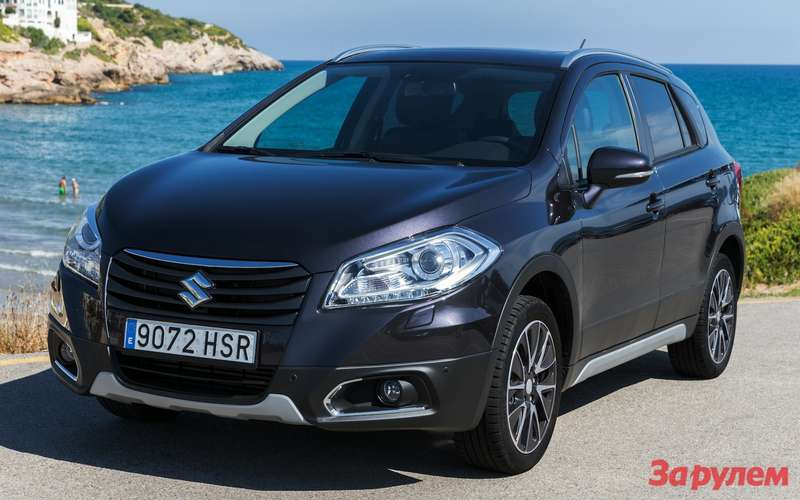 SX4 S-CROSS (51) (L)