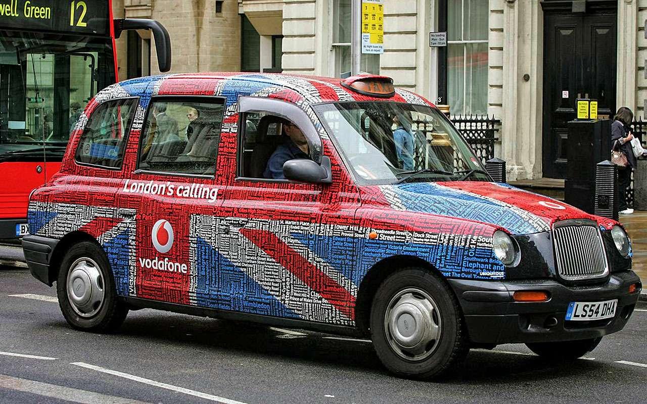 Выбор таксистов разных стран (уРоссии опять особый путь)— фото 783237