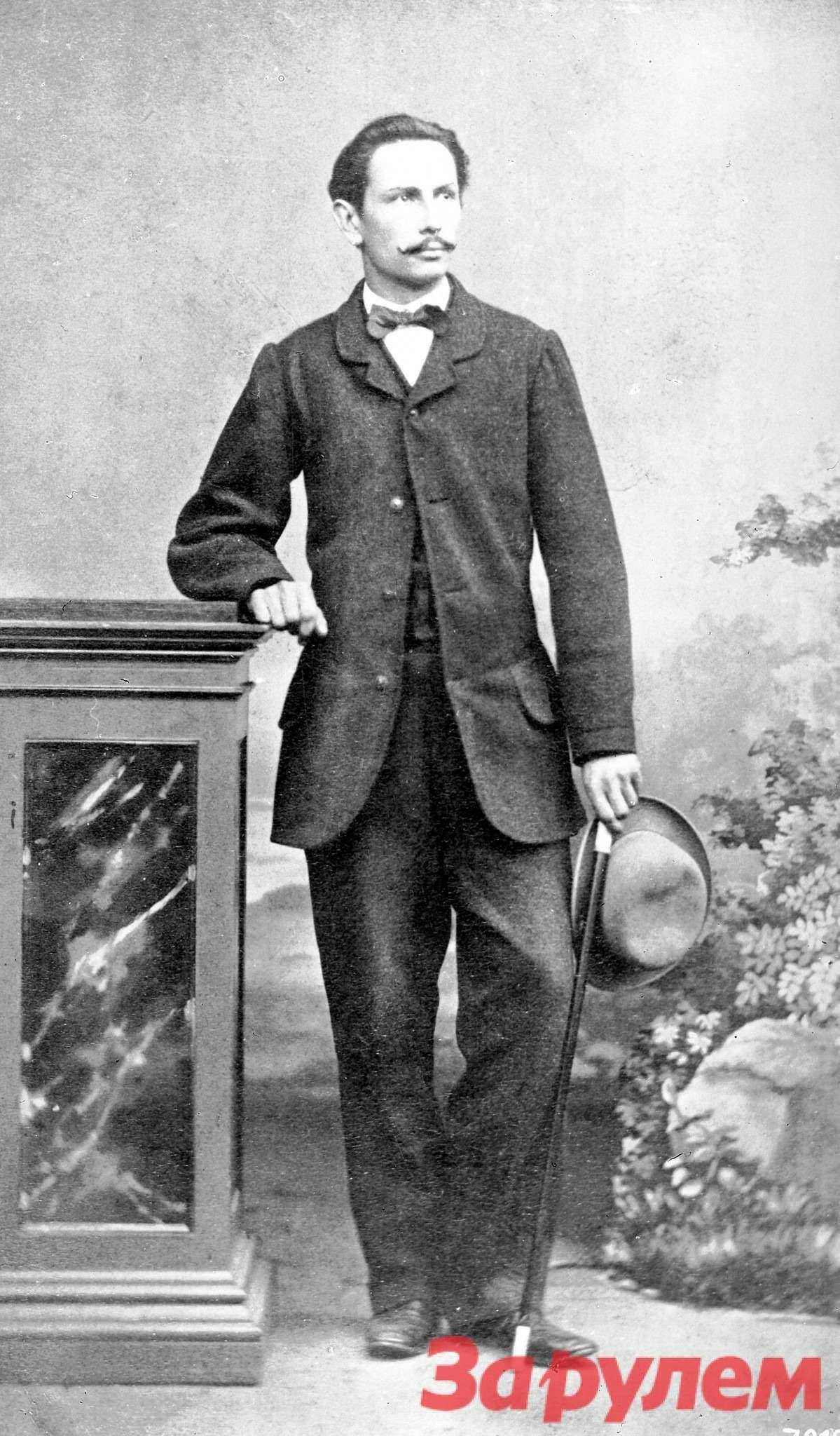 Карл Бенц (26.11.1844— 04.04.1929)— изобретатель автомобиля