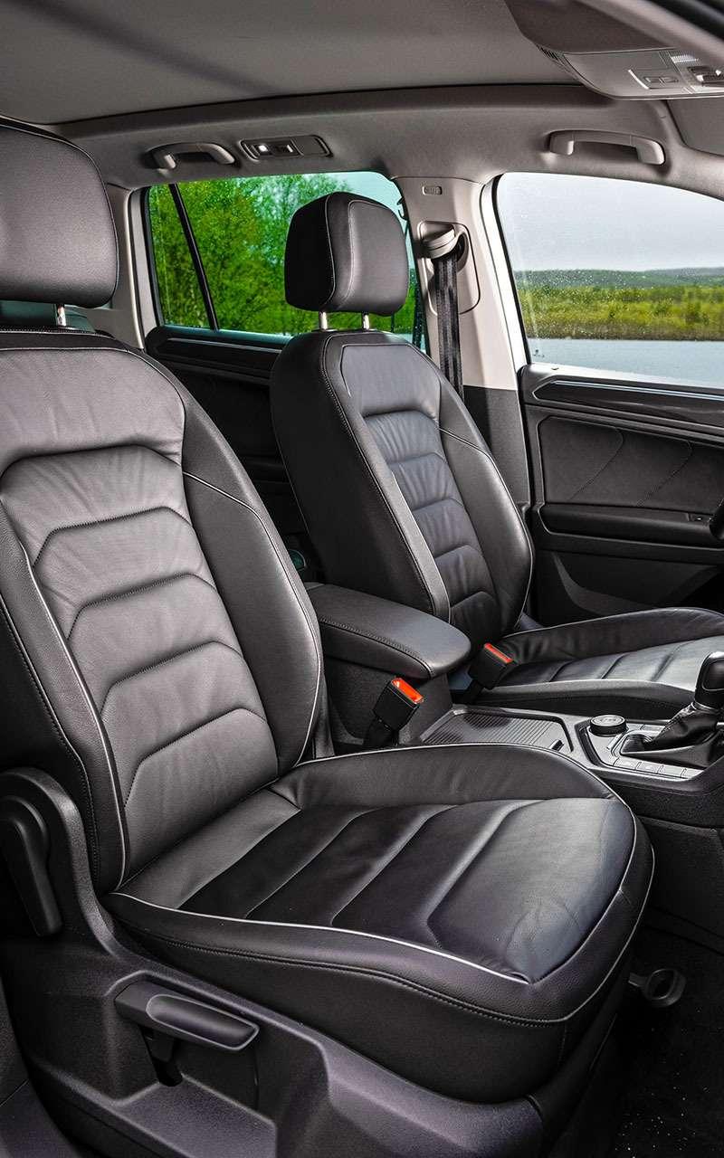 Volkswagen Tiguan— самый суровый тест— фото 893677