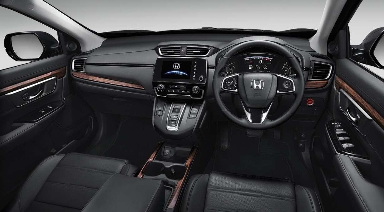 Тайский пассаж: кроссовер Honda CR-V обзавелся третьим рядом кресел— фото 728525
