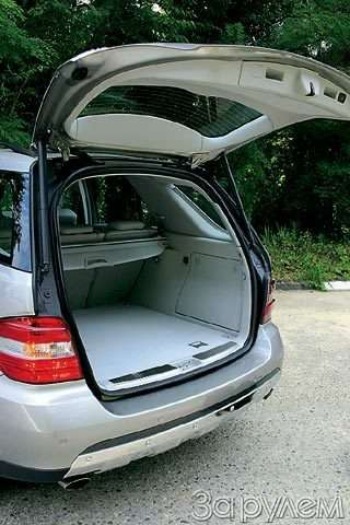 Mercedes-Benz ML. Прерванный разговор— фото 59072