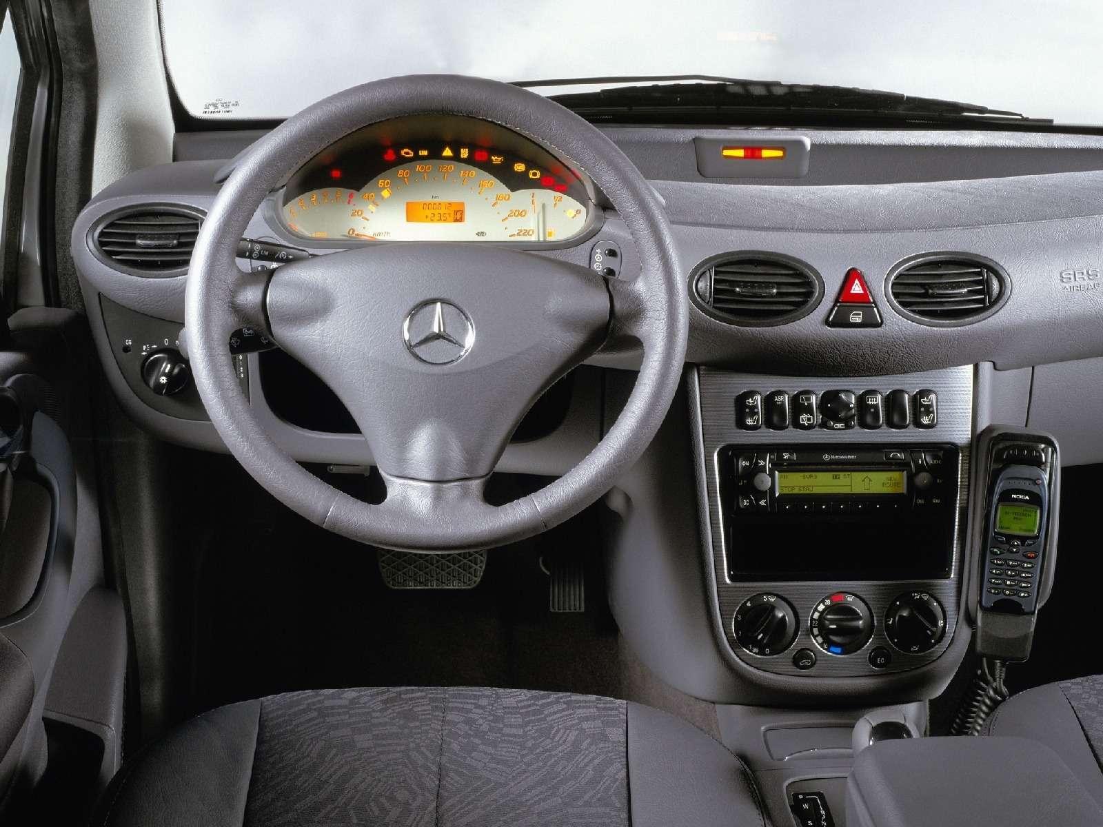 Дитя революции: Mercedes-Benz A-класса празднует 20-летний юбилей— фото 729641