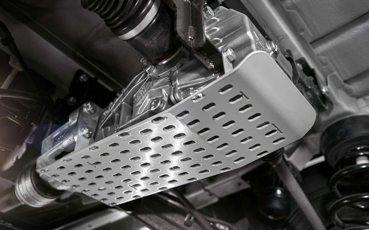 Названы цены полноприводных минивэнов Peugeot иCitroen— фото 1005567