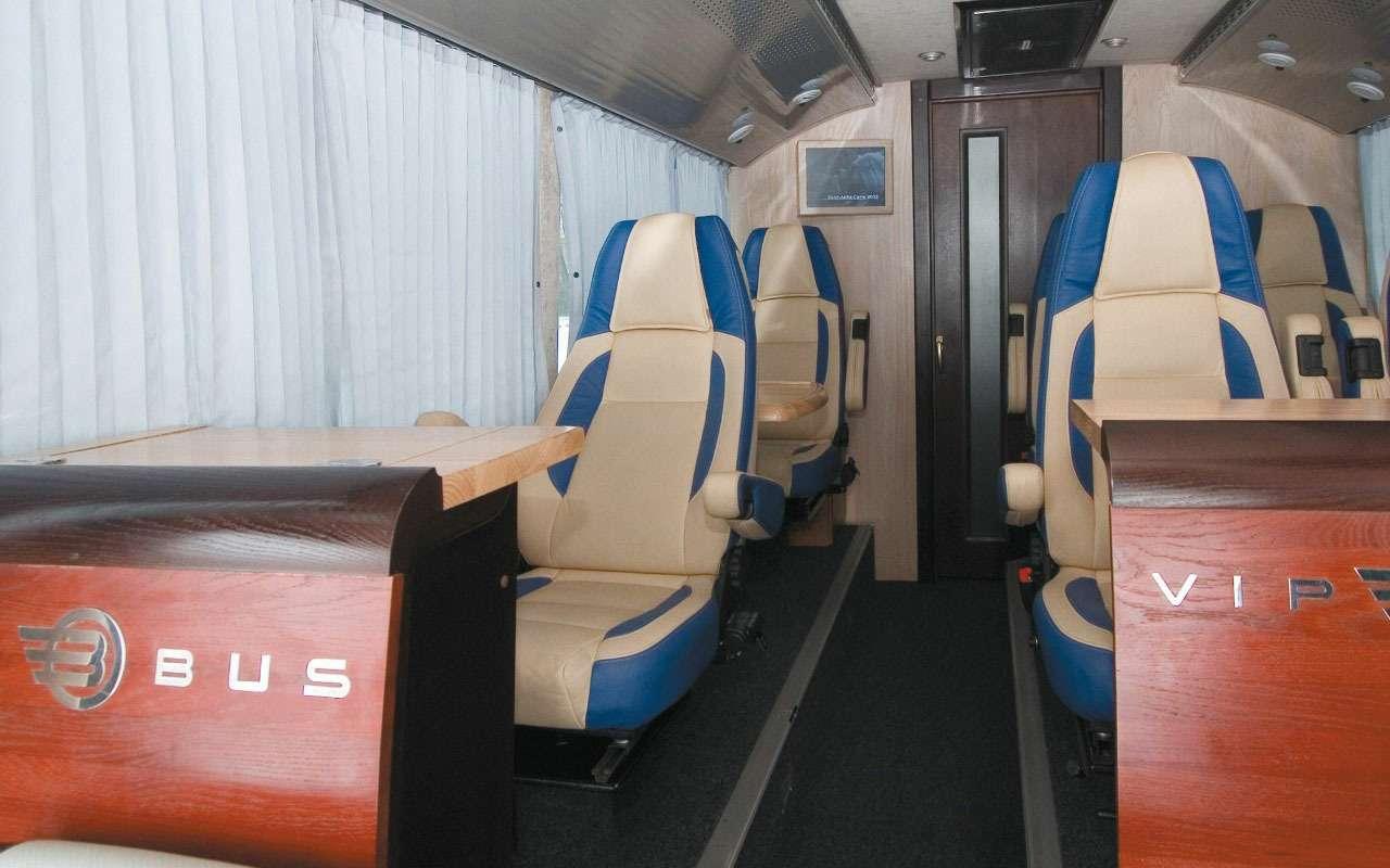 Автобус сбанкоматами иштаб— уникальные проекты «Волгабаса»— фото 1240148