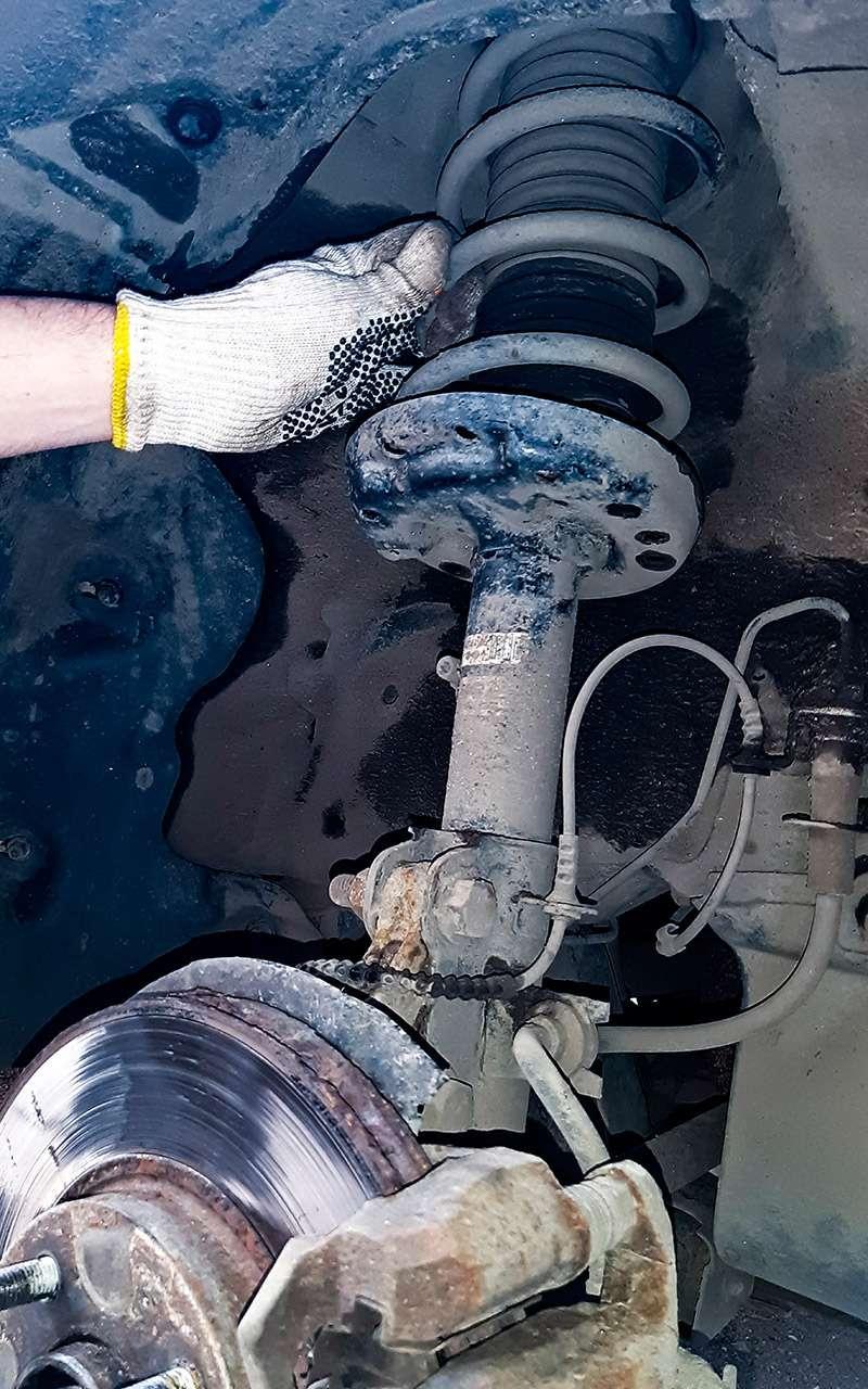 Chevrolet Cobalt после 121 000 км - список проблем - фото 1164500