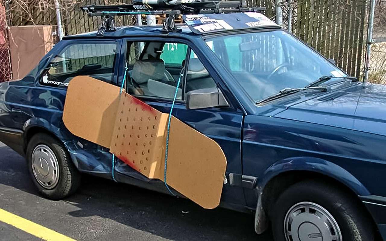 Сервисмены вшоке! Как добраться насломанной машине доСТО— фото 864377