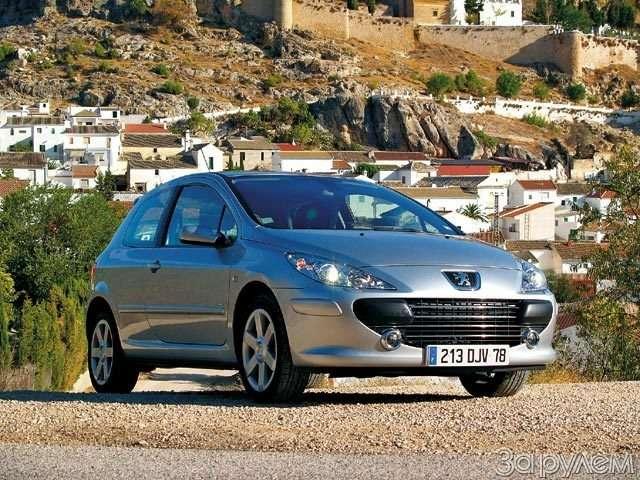 Peugeot 307. Младший брат— фото 59757