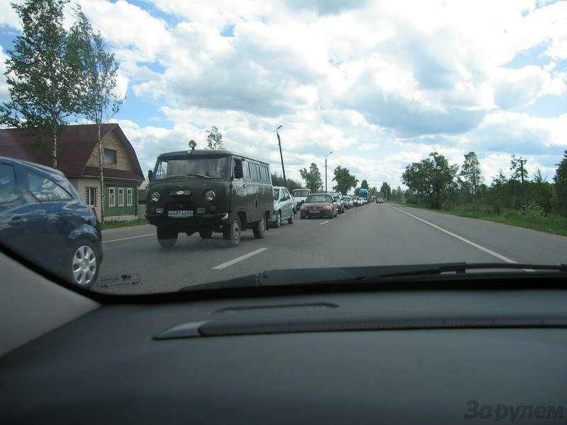 Москва— петербург— москва: наодном баке!?— фото 85356
