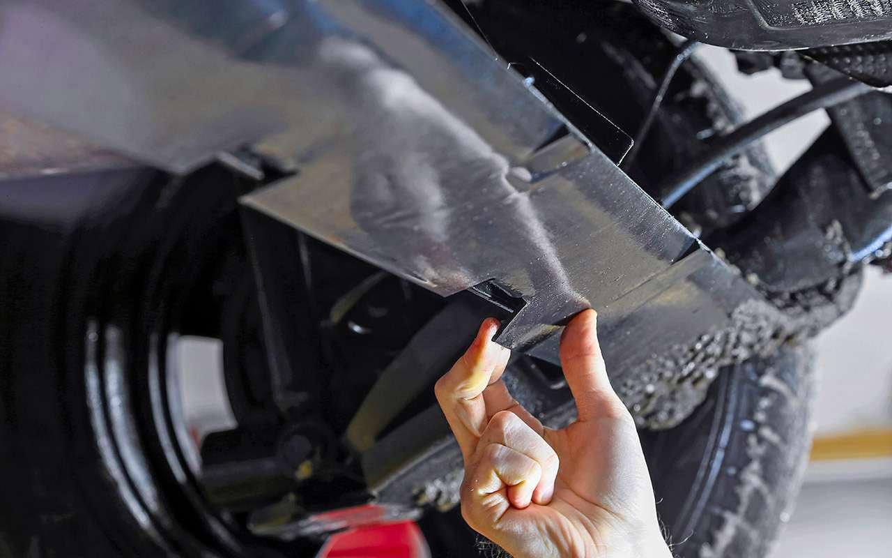 Renault Logan Stepway: все его достоинства ипара минусов— фото 969172