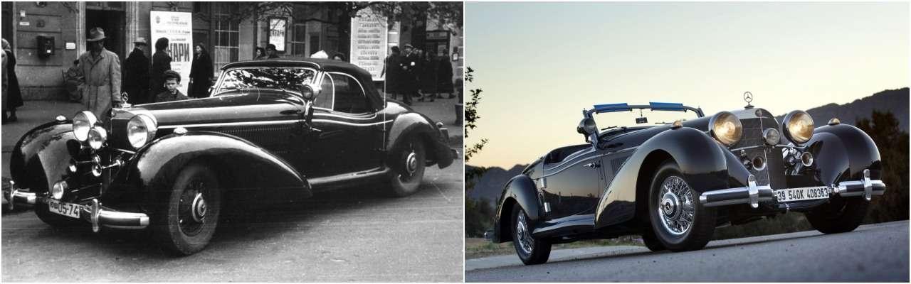 10самых дорогих трофейных автомобилей вСССР— фото 1159429
