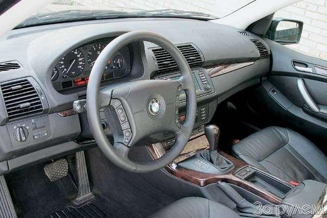 Тест Audi Q7BMW X5. ТЯЖЕЛАЯ АТЛЕТИКА— фото 65164