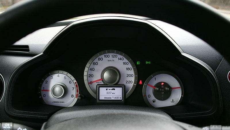 Тест  Honda Pilot: Итанки наши быстры— фото 5820