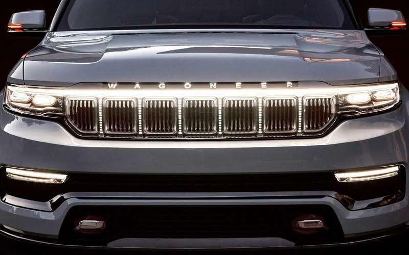 Jeep отказался отсвоего логотипа нановинках