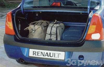 Renault Logan. Правильными дорожками— фото 56964