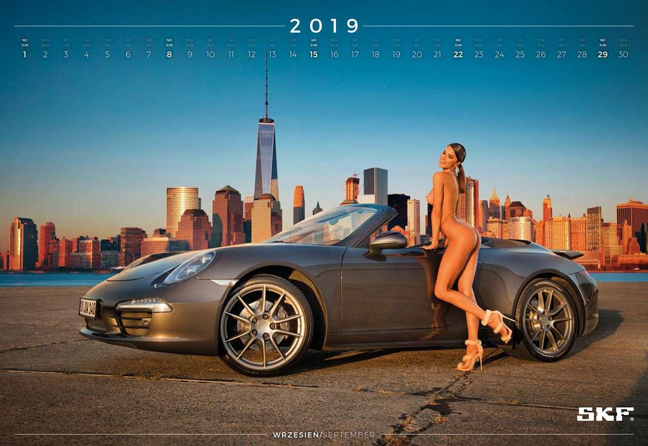 Секс испорткары— классика начешский лад вкалендаре на2019год— фото 941187