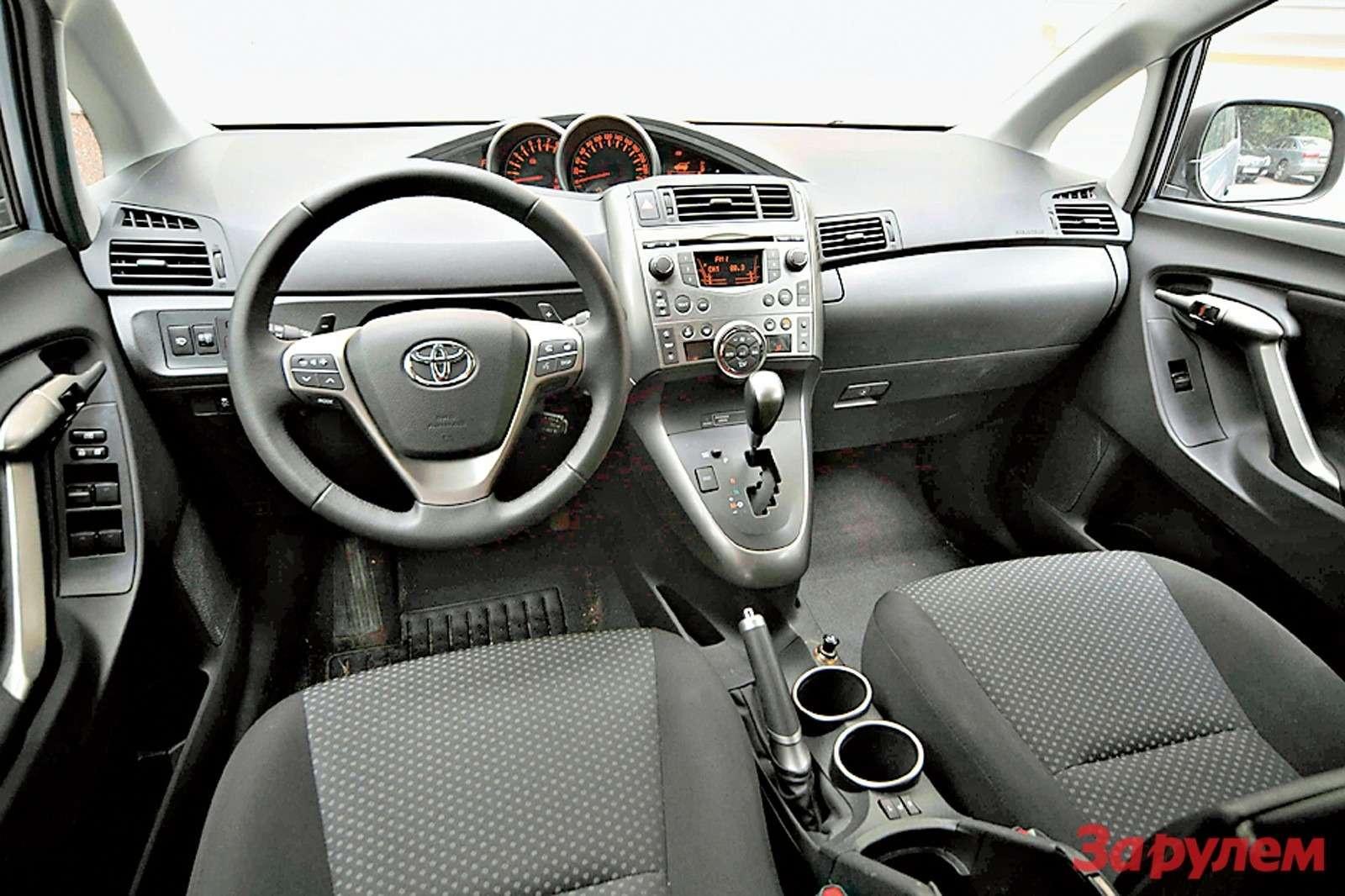 «Тойота-Версо-1,8СVT-Престиж», от1029000 руб., КАР от8,29 руб./км