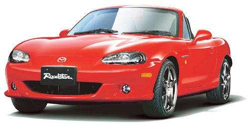 Mazda приделала родстеру турбину— фото 97232