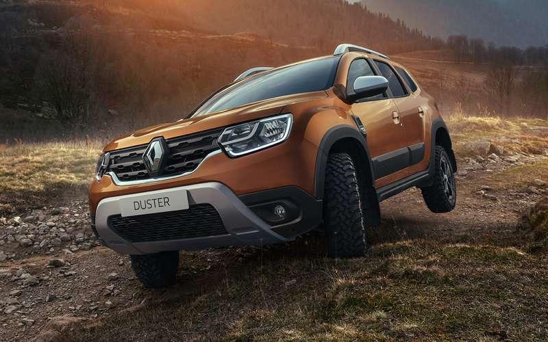 Новый Renault Duster: цены икомплектации