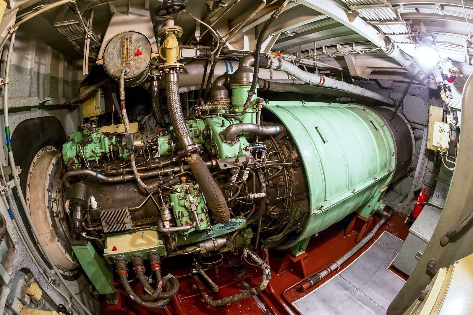 Малый десантный корабль Зубр: самый большой навоздушной подушке— фото 612056