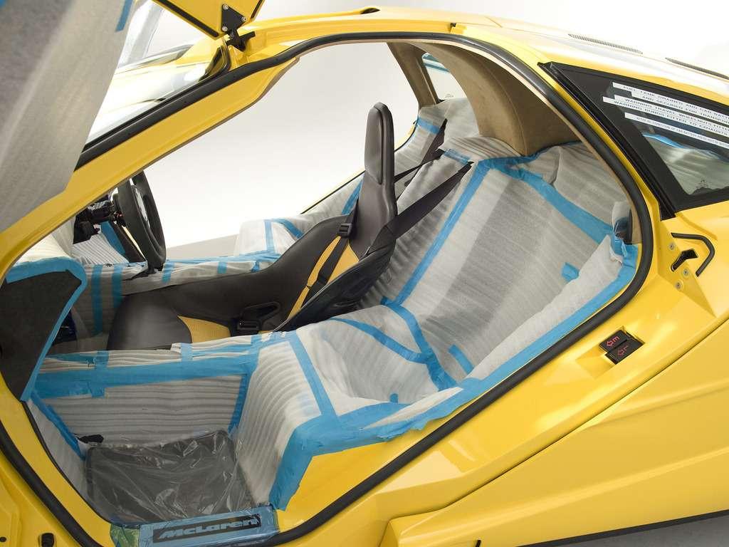 Муха не сидела: продается McLaren F1в заводской упаковке— фото 806229